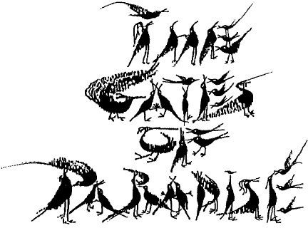 The Gates of Paradise Logo